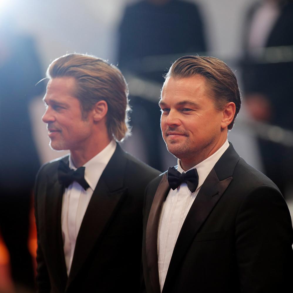 Brad Pitt,DiCaprio,Margot Robbie a vörös szőnyegen - Bemutatták Tarantino új filmjét Cannes-ban